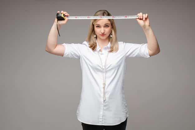 Comment mesurer votre circonférence de tête pour la perruque?
